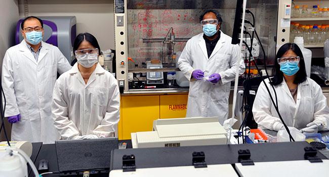 Salt-coated masks can kill COVID-19