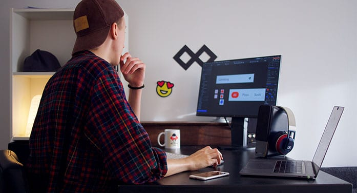 How to start your career as a graphic designer?