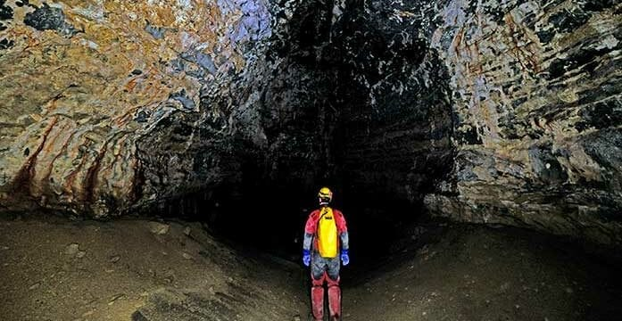 Caves in Northern Canada provide a history of ancient permafrost