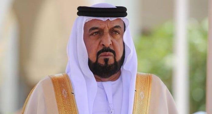 Khalifa bin Zayed Al Nahyan oil