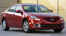 Buying used: four-cylinder version of 2010 Mazda6 a better bet