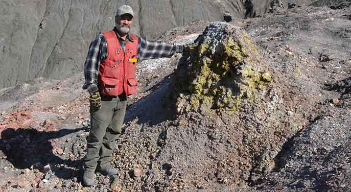 Rod Smith geology