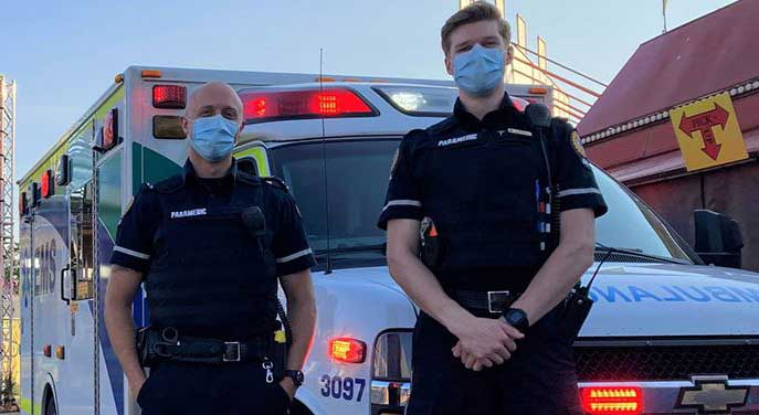 New texting services support first responders' mental health