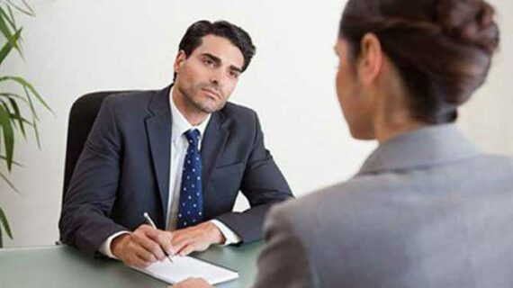 How to ace a job interview in 7 seconds