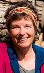 Professor and field school instructor Ellen Macdonald