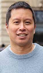 Public health researcher Roman Pabayo